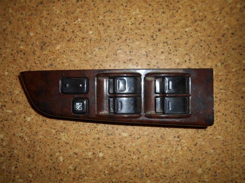 Блок управления стеклами Toyota Crown Comfort YXS11 передний правый
