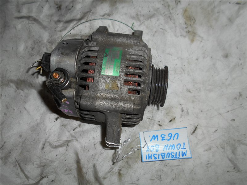 Генератор Mitsubishi Town Box U63W 4A30