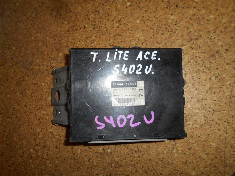 Блок управления форсунками Toyota Lite Ace S402U 3SZ-VE