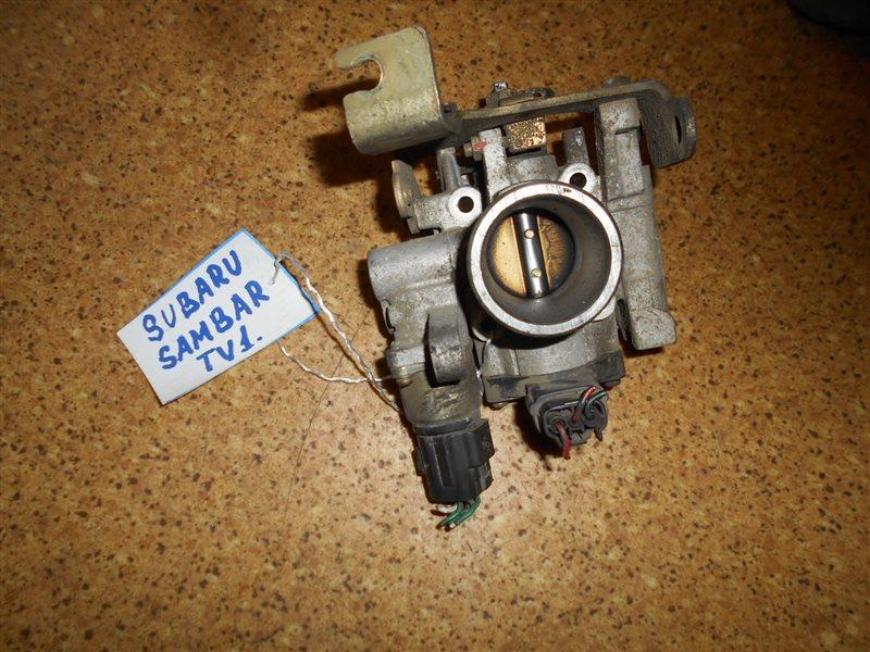 Заслонка дроссельная Subaru Sambar TV1 EN07