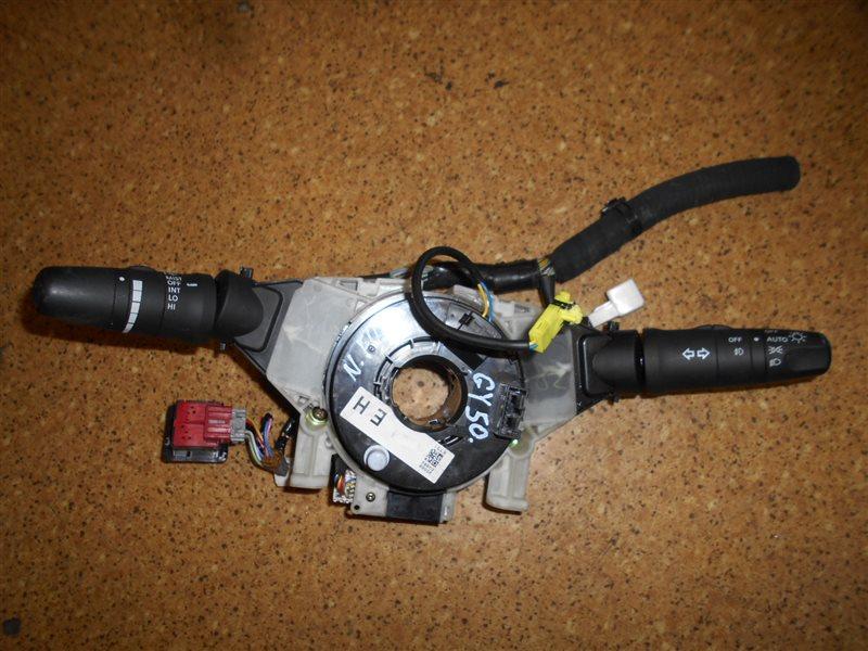 Переключатель поворотов Nissan Fuga GY50 VK45DE