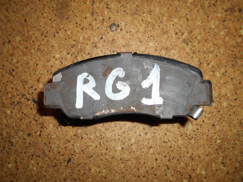 Тормозные колодки Honda Step Wagon RG1 K20A переднее
