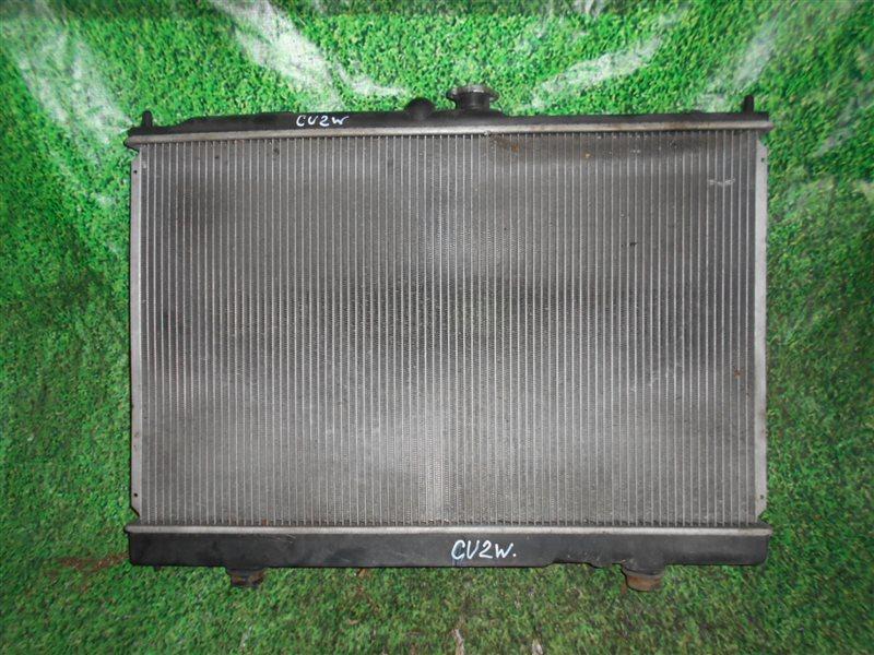 Радиатор Mitsubishi Airtrek CU2W 4G63