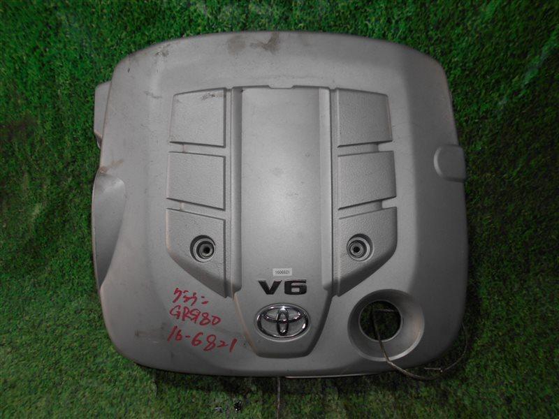 Крышка двигателя Toyota Crown GRS180 4GR-FSE