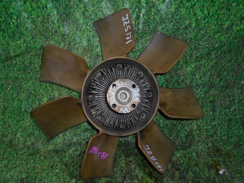 Вязкомуфта Toyota Crown JZS171 1JZ-FSE