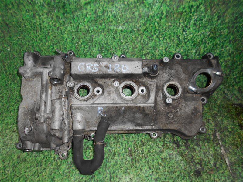 Клапанная крышка Toyota Crown GRS180 4GR-FSE правая