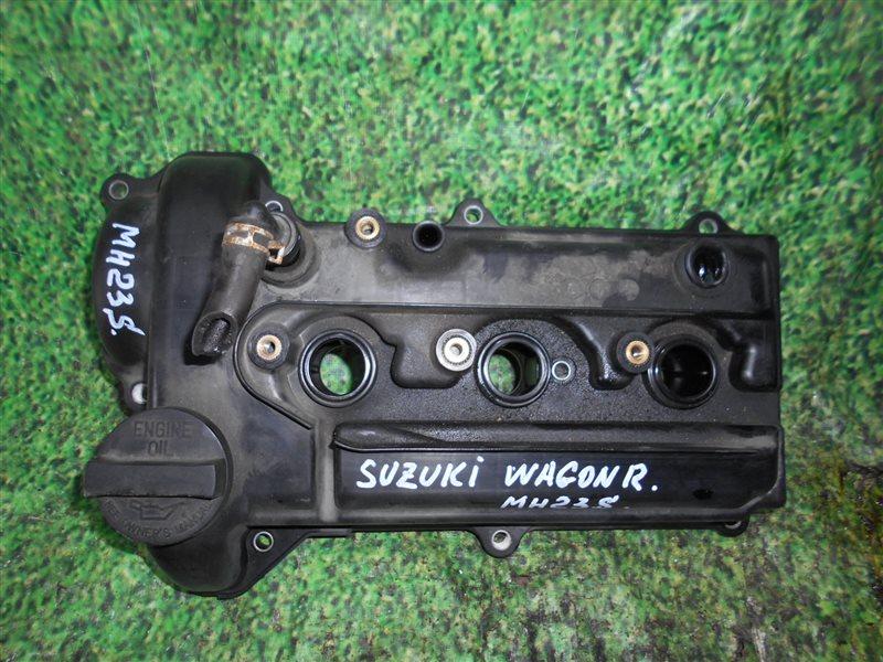 Клапанная крышка Suzuki Wagon R MH23S K6A