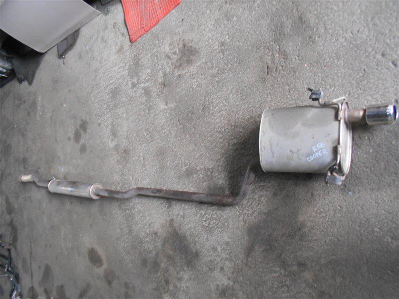 Глушитель Mini Cooper R56 N12B16A