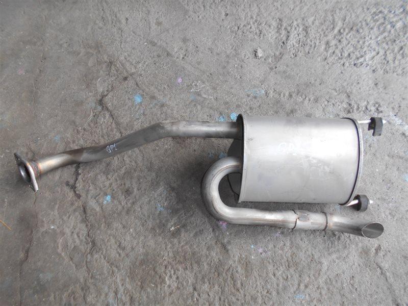Глушитель Honda Fit GP1 LDA задний