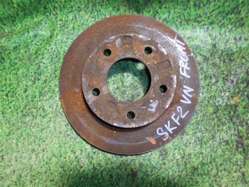 Тормозной диск Mazda Bongo SKF2VN RF-T передний
