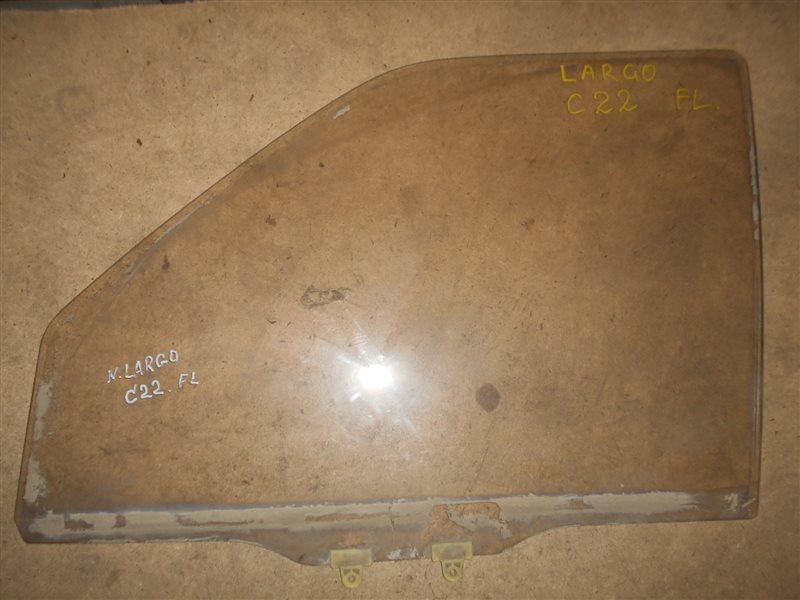 Стекло Nissan Largo C22 A15 переднее левое