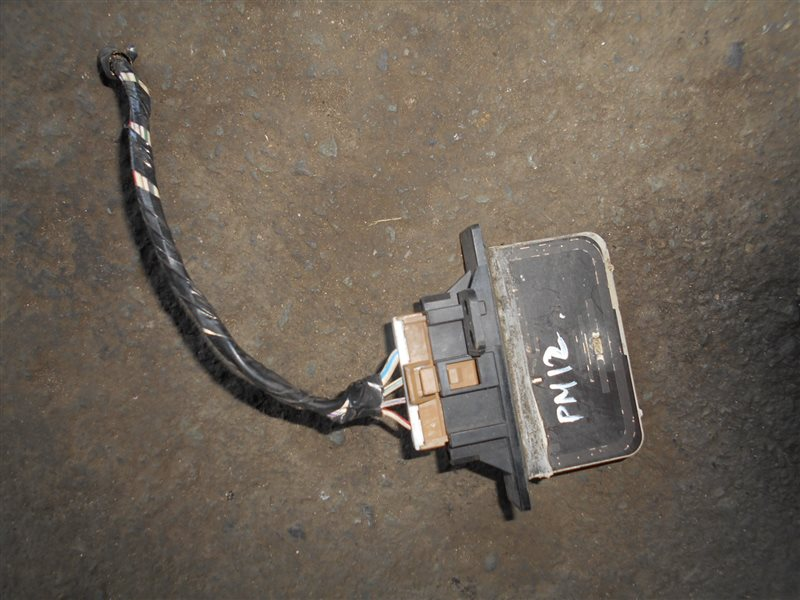 Реостат Nissan Liberty PM12 SR20-DE