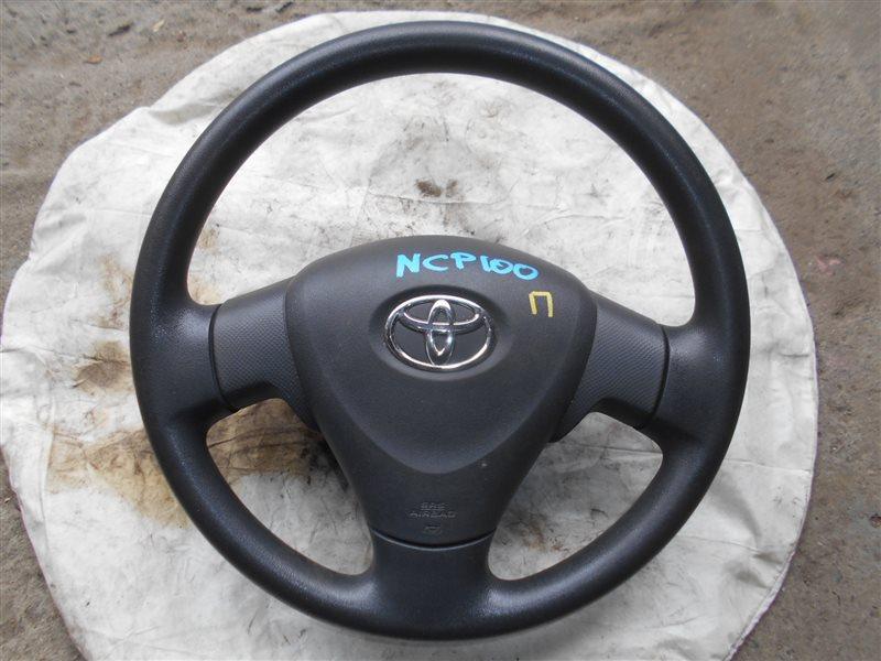 Руль Toyota Ractis NCP100 1NZ-FE