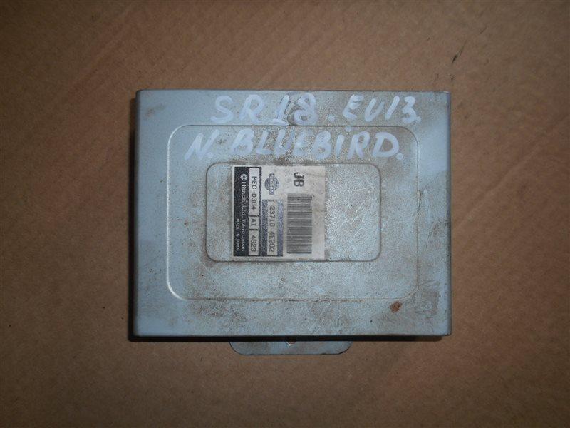 Блок efi Nissan Bluebird EU13 SR18DE