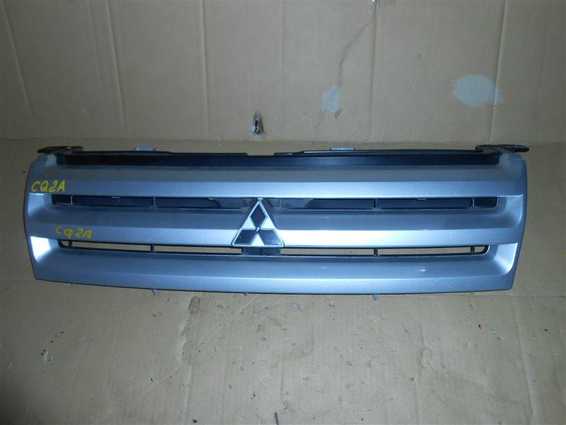 Решетка радиатора Mitsubishi Dingo CQ2A 4G15