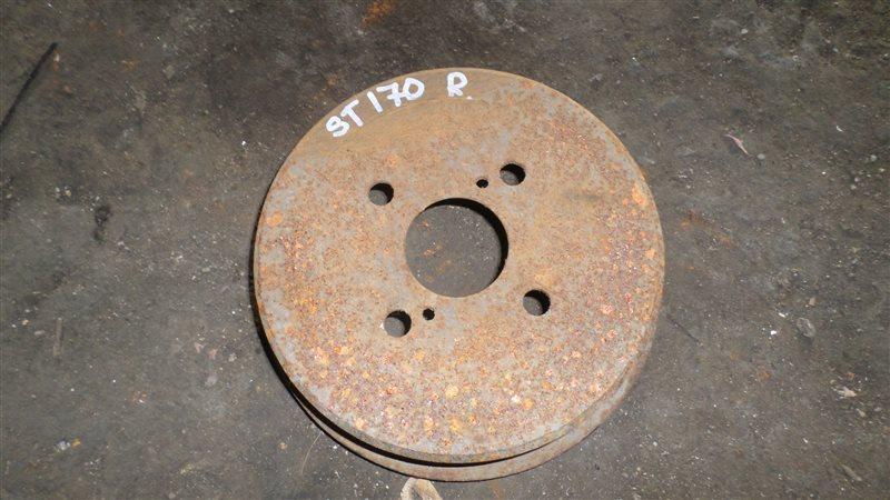 Тормозной диск Toyota Carina ST170 4S-FE задний