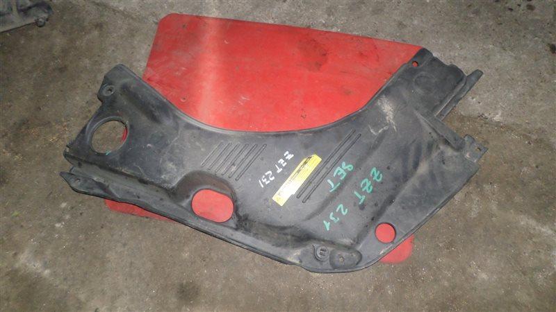 Крышка двигателя Toyota Celica ZZT231 2ZZ-GE