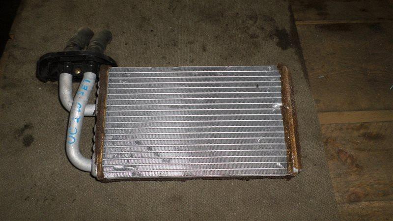Радиатор печки Mitsubishi Airtrek CU2W 4G63