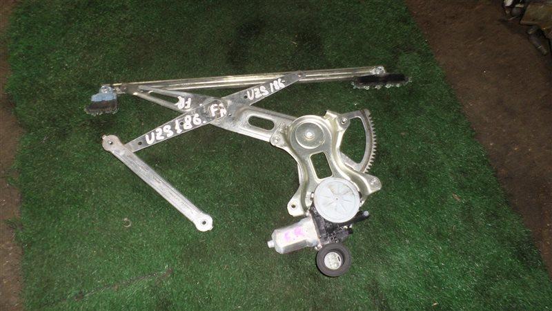 Стеклоподъемный механизм Toyota Crown Majesta UZS186 3UZ-FE передний правый