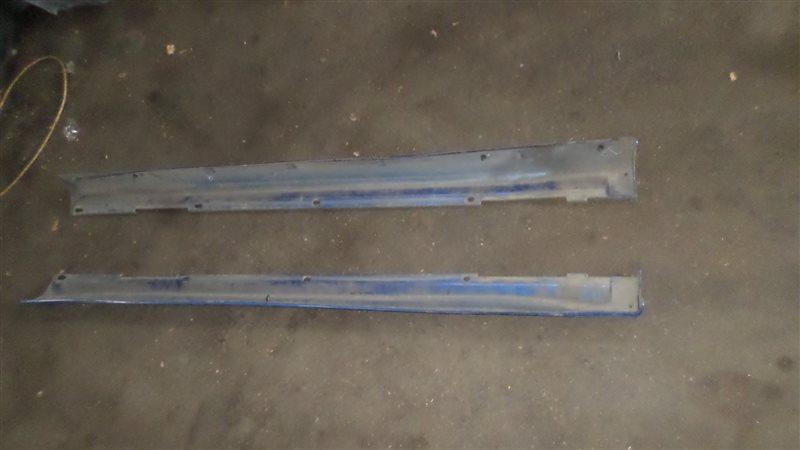 Порог Subaru Pleo RA1 EN07