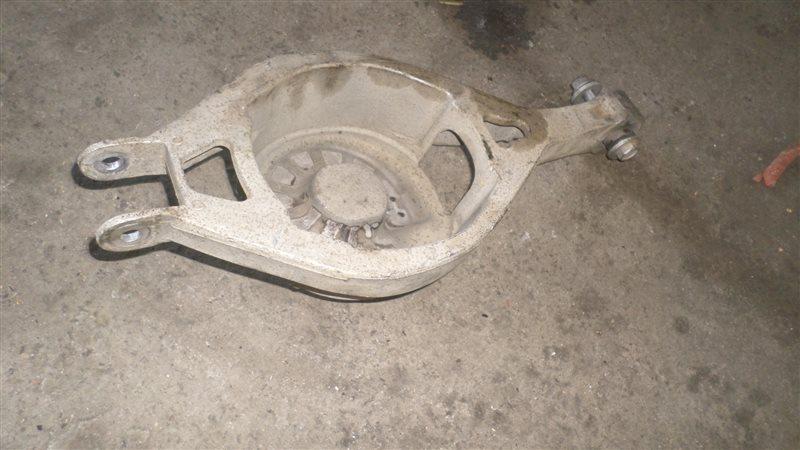 Рычаг Nissan Stagea M35 VQ25DD задний нижний