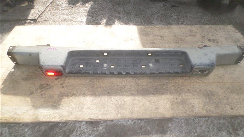Бампер Mitsubishi Delica P35W 4D56T задний