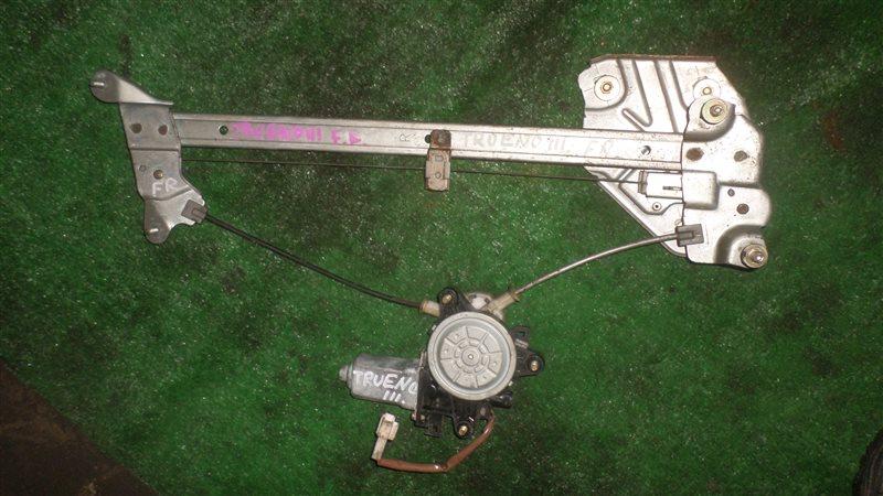 Стеклоподъемный механизм Toyota Trueno AE111 4A-FE передний правый