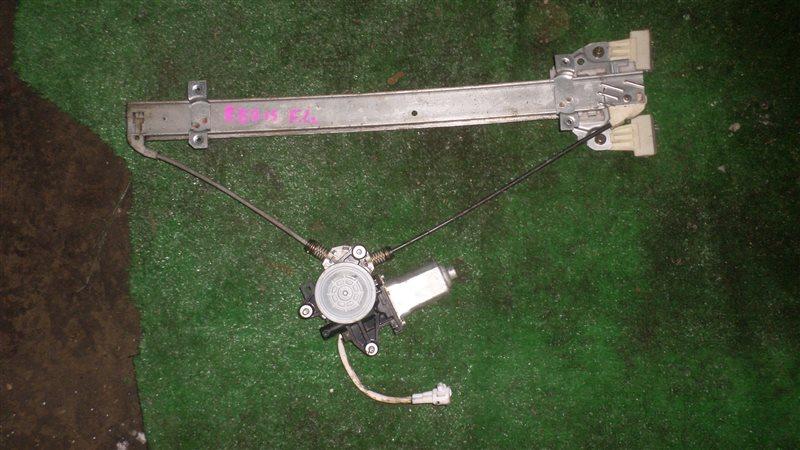 Стеклоподъемный механизм Suzuki Aerio RB21S M15A передний левый