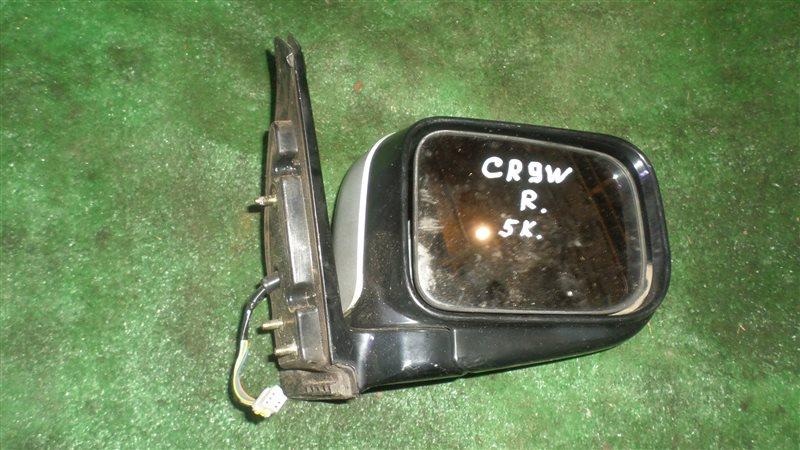 Зеркало Mitsubishi Dion CR9W 4G63 переднее правое
