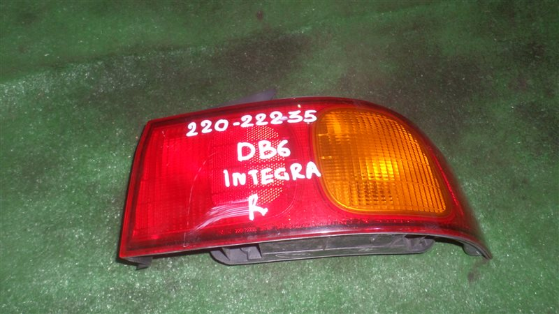Стоп Honda Integra DB6 задний правый