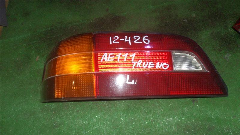 Стоп Toyota Trueno AE111 задний левый