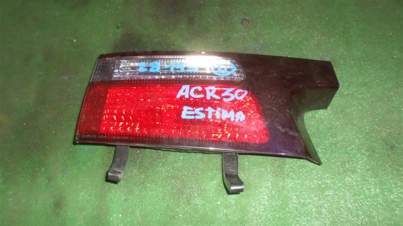 Стоп-планка Toyota Estima ACR30 задняя левая