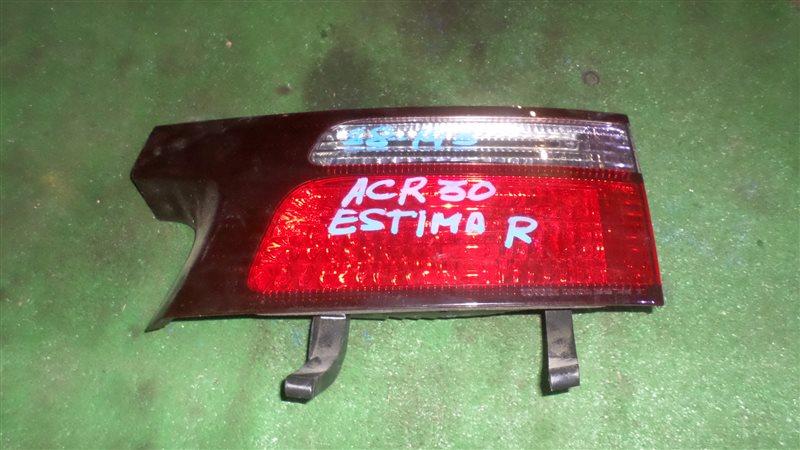 Стоп-планка Toyota Estima ACR30 задняя правая