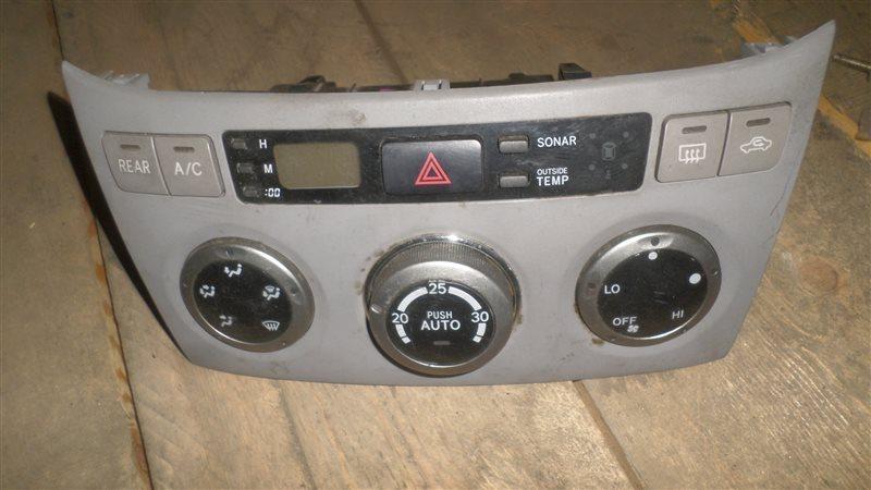 Климат-контроль Toyota Noah AZR60