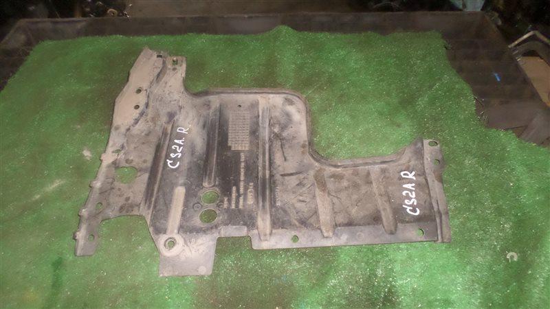 Защита двигателя Mitsubishi Lancer Cedia CS2A 4G15 передняя правая