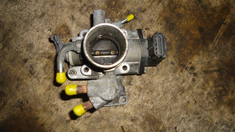 Заслонка дроссельная Mazda Scrum DL51V F6A