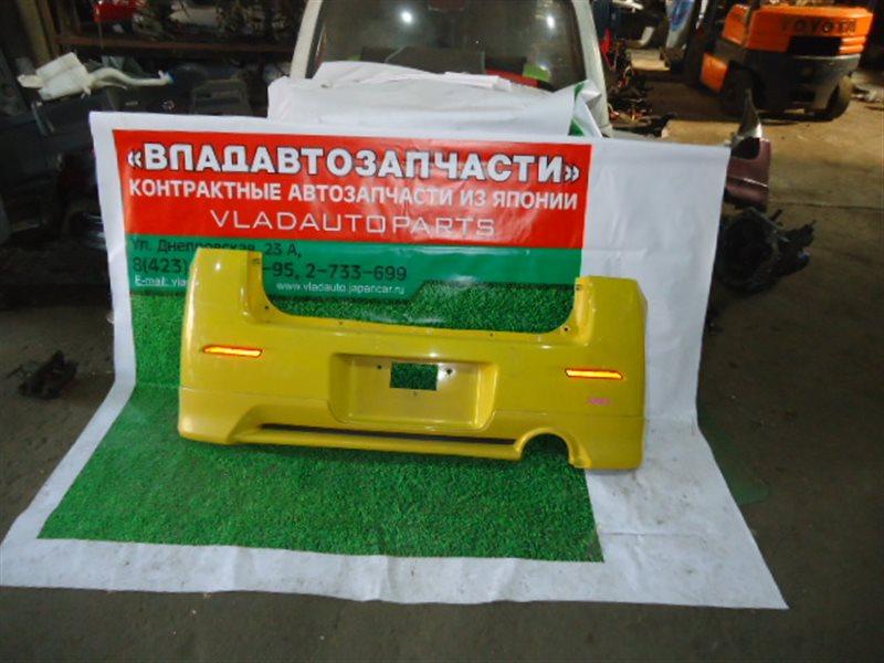 Бампер Daihatsu Max L950S задний