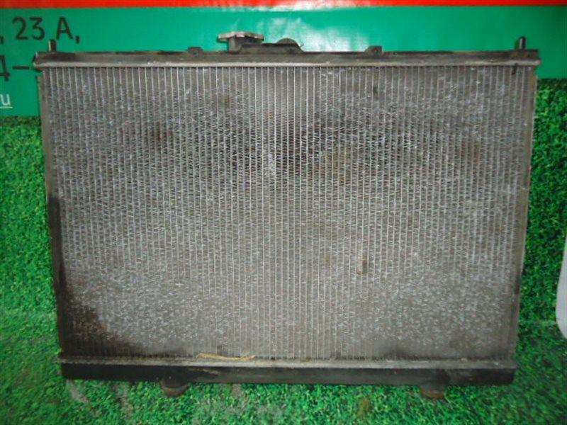 Радиатор Mitsubishi Chariot Grandis N84W 4G64