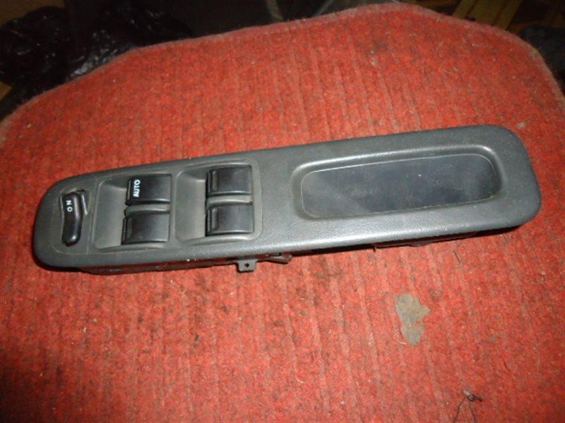 Блок управления стеклами Honda Inspire UA1 передний правый