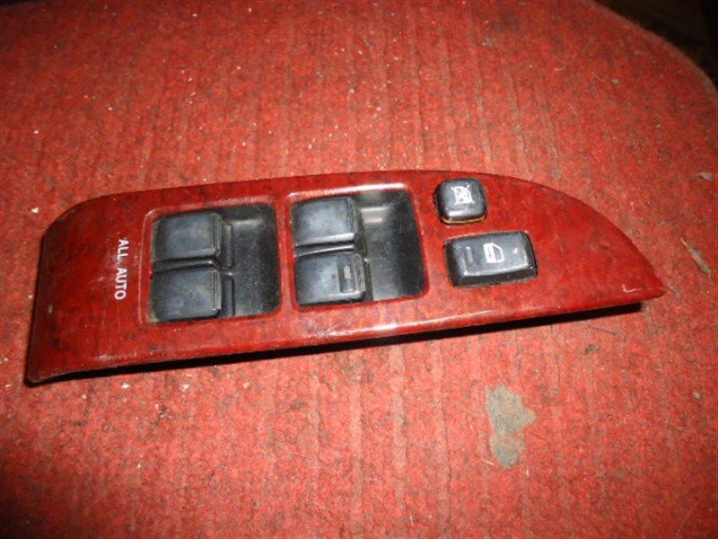 Блок управления стеклами Toyota Progres JCG10 передний правый