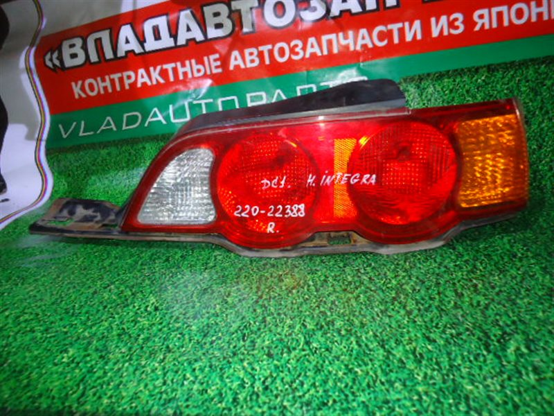 Стоп Honda Integra DC1 задний правый