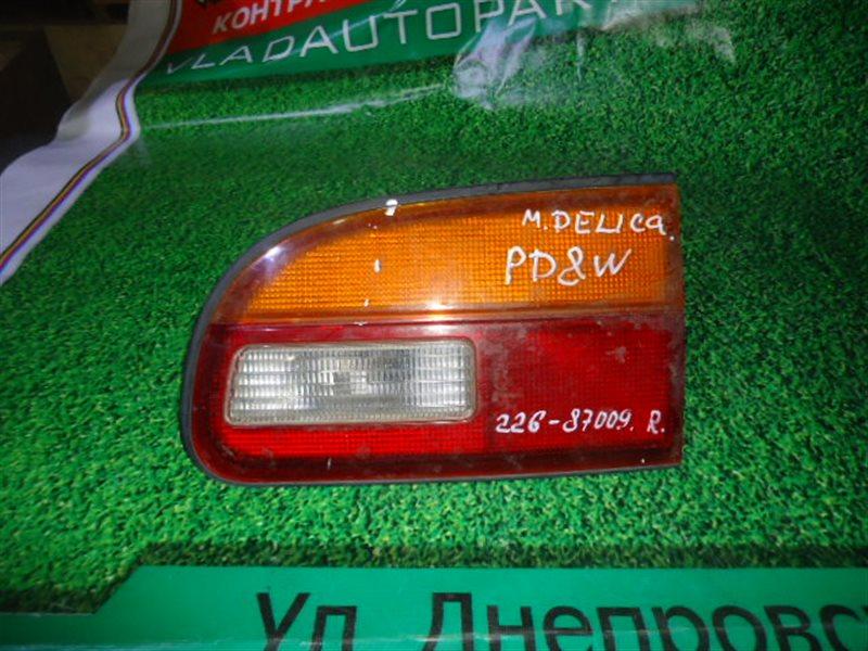 Стоп-планка Mitsubishi Delica PD8W задняя правая