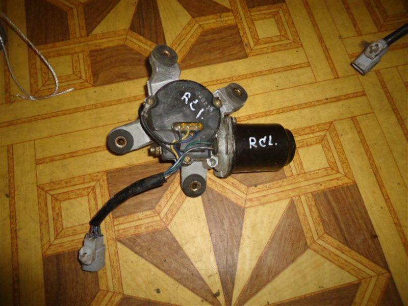 Мотор стеклоочистителя Subaru R2 RC1 EN07 передний