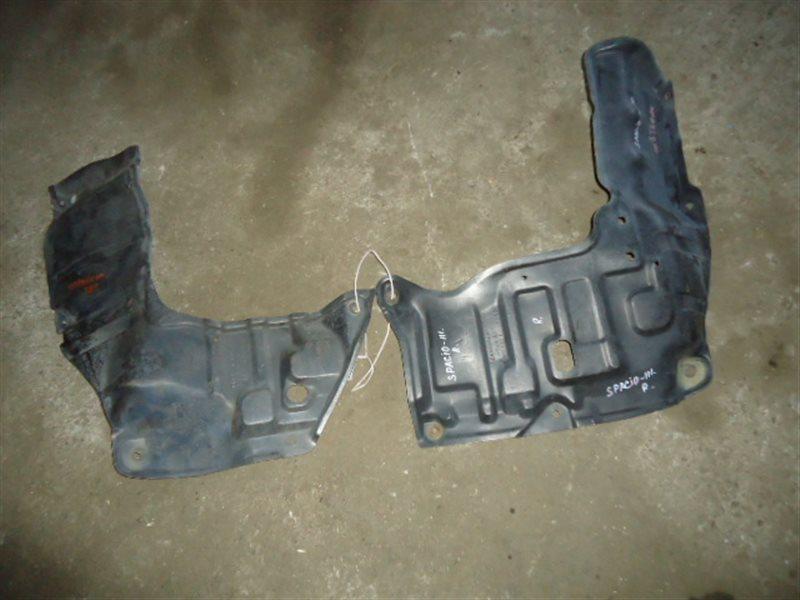 Защита двигателя Toyota Corolla Spacio AE111