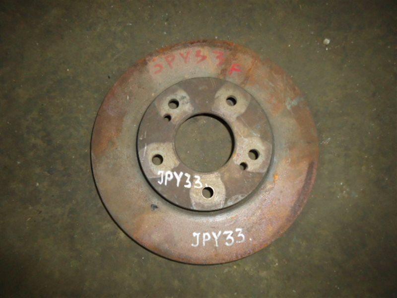 Тормозной диск Nissan Leopard JPY33 передний