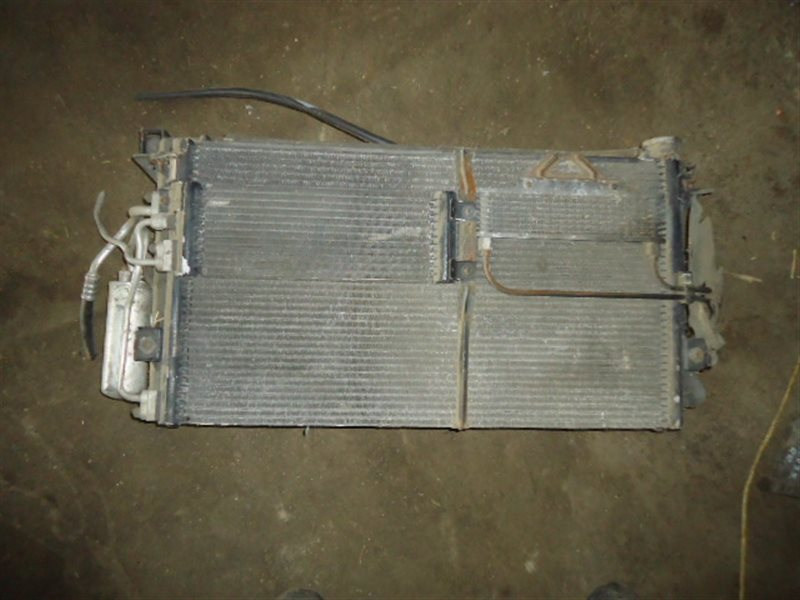 Радиатор Dodge Caravan