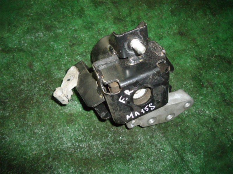 Подушка двигателя Suzuki Solio MA15S K12B передняя правая