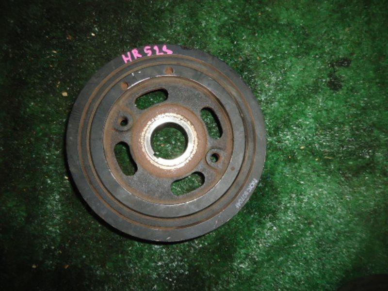 Шкив коленвала Suzuki Chevrolet Cruze HR52S M13A