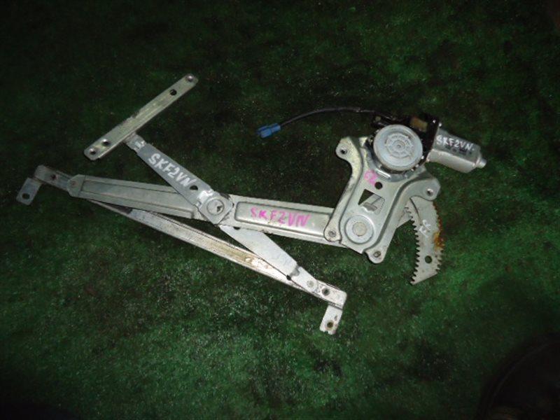 Стеклоподъемный механизм Mazda Bongo SKF2VN передний правый
