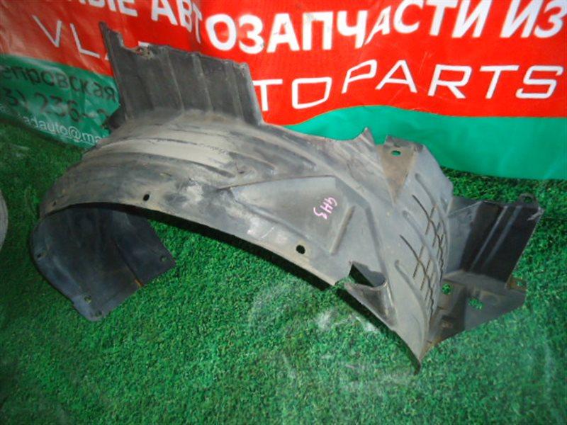 Подкрылок Honda Hrv GH3 D16A передний правый